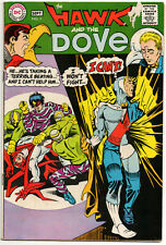 The Hawk And The Dove #1 - Aug-Sep 1968 - Dc Silver Age Key- Steve Ditko Art!