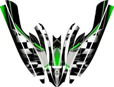 KAWASAKI 800 SXR jet ski STAND UP wrap graphics pwc up jetski decal kit 2
