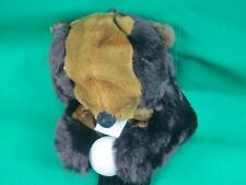 NEW GOLF CLUB HEAD COVER GOPHER DRIVER 3 5 7 X WOOD COVER FATHER'S DAY PLUSH