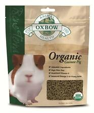 Oxbow Organic Adult Guinea Pig Pellets