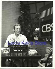 """Durward Kirby Emcee Promotional Photograph for """"G.E. Guest House"""" CBS-TV 1951"""