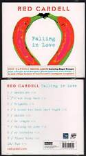 "RED CARDELL ""Falling In Love"" (CD Digipack) 2012 NEUF"