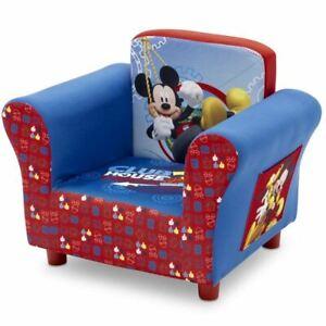 Delta Children Disney Mickey Mouse Kids Chair DEL2070
