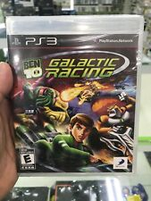 Ben 10 Galactic Racing PS3 New sony_playstation3; BRAND NEW SEALED