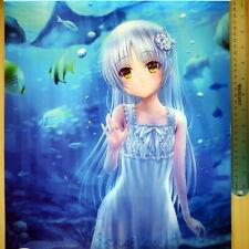 NEW LICENSED Japan Anime Angel Beats! Tenshi Kanade Aquarium Art Poster Goto-P