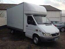 Sprinter Luton Vans/Pickups