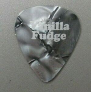 Vanilla Fudge guitar pick touring pick Vinny Martell gray marble pick !