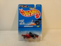 Hot Wheels Red Sharkruiser Collector #602 Mattel 1:64 Scale Diecast mb1996