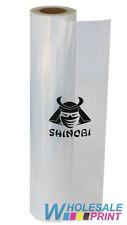Shinobi Inkjet Waterproof Screen Printing Film A4 210x297mm - 100 sheets