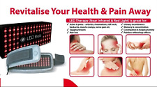 New Cosway SE LED Belt Near Infrared Red Light Therapy Healing Wrinkle Express
