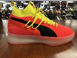 PUMA CLYDE COURT DISRUPT KIDS YOUTH SIZES 192986-02 *NEW*