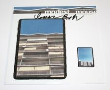 ISAAC BROCK MODEST MOUSE SIGNED LONESOME CROWDED WEST VINYL RECORD LP W/COA 1996