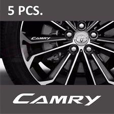 5 pcs Toyota Camry Door Handle Wheel sticker decal