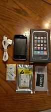 Nice Apple iPhone 3GS - 8GB - Black (AT&T) A1303 (GSM) .