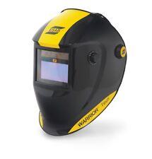 ESAB WarriorTech 9-13 Auto-Darkening Welding Helmet  0700000400