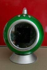 Christmas Ornament Digital Photo Ball Green Target New NIB