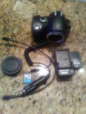 Nikon D40 6.1MP Digital SLR Camera (Body Only) Charger Battery