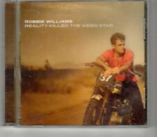 (HO460) Robbie Williams, Reality Killed The Video Star - 2009 CD