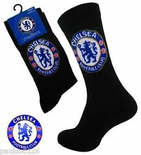 Chelsea Football Club Official Childrens Socks Size 4 - 6 ( Euro 37 - 40 )