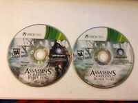 Assassin's Creed IV: Black Flag < Microsoft Xbox 360 > DISC ONLY