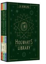Hogwarts Library (Harry Potter) [New Book] Boxed Set, Hardcover