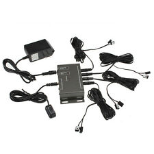 Infrared IR Repeater / Remote Control Extender - 8 emitters & 1 receiver