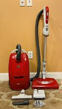 New listing Kenmore Progressive Canister Vacuum Cleaner W/Onboard Attachments ~ Model 21714