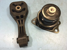 Hydraulic Front Motor Mount & Torque Strut Rear for 09-13 Honda Fit 1.5L Manual