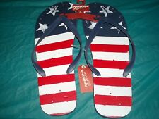 Arizona Jean Co. American flip flop XL men's new