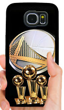 GOLDENT STATE WARRIORS CHAMPS PHONE CASE SAMSUNG NOTE & GALAXY S4 S5 S6 S7 S8 S9