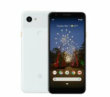Google Pixel 3a - 64GB (Unlocked) - Clearly White | Brand New |