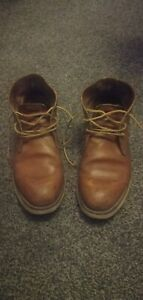 Red Wing chukka brown boot size 9uk Used 10us 43eu redwing steampunk