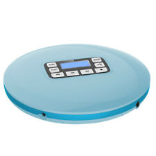 Portable Disc CD Player Stereo Music Player LCD Display CD-R/CD-RW/MP3 +Earphone