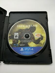 Sony PS4 playstation 4 Dark Souls 3 III disc only