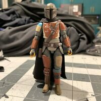 Fold Collar Cape For The Vintage Collection Mandalorian Action Figure