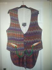 More details for doctor who 6th doctor waistcoat