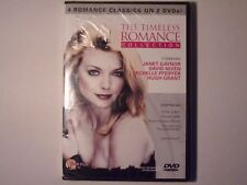 The Timeless Romance Collection  4 Romance classics on 2 DVDs   New  sealed