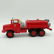 Solido Pompiers Berliet GBC KT citerne