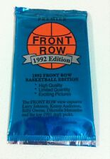 NBA Front Row 1991/92 Premier Edition Pack - Basketball Cards
