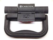 Carlton Airtec Suitcase Spare Combination Lock/Handle Unit Used Free UK Postage