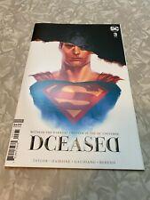 DCeased #3 ( September 2019 ) DC Comics JW