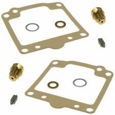 2x Cjto de reparación del carburador Yamaha xs400 2a2 80-82/2x carburetor REPAIR KIT