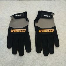 Ironclad Heavy Duty Utility Work All Purpose General Gloves Size L 9
