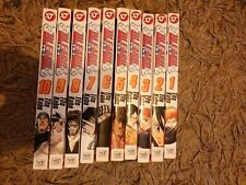 Bleach Manga Volume 1 - 10