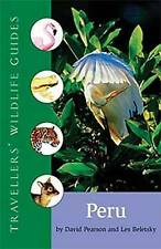 Peru (Travellers Wildlife Guide) (Travellers' Wildlife Guides) by David L. Pears