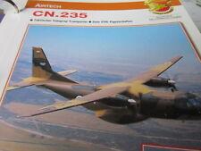 Fliegen 5: Karte 7 Airtech CN 235