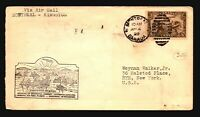 Canada 1929 FFC - Montreal to Kingston - Z16704