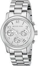 Michael Kors Women's MK5076 'Runway' Chronograph Stainless steel Watch