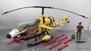 GI Joe Tiger Force vintage - Tiger Fly W/  Recondo V2 complete - Hasbro 1988