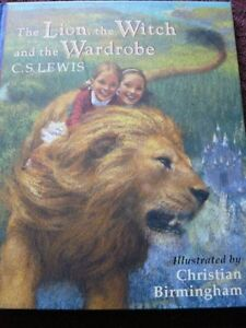 The Lion, The Witch And The Wardrobe (Collins Harper Edition) By C.S. Lewis,Chr